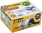 【科学工作】電気・磁気 マルチ発電機B(組立キット)
