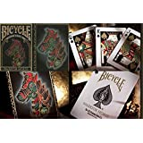 [USプレイングカード]US Playing Card Co. Bicycle Warrior Horse Deck by USPCC Trick 6421996 [並行輸入品]