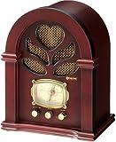 スターリング 木製クラシックラジオ【昭和モダン】 5851