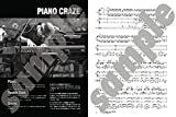 ピアノトリオスコア (Piano/Double Bass/Drums) H ZETTRIO 『PIANO CRAZE』 画像