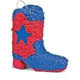 Cowboy Boot Papier-mache Pinata
