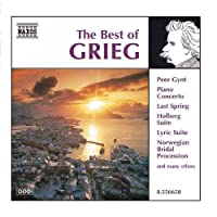 GRIEG : The Best Of Grieg【CD】 [並行輸入品]