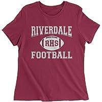 Expression Tees Women's Riverdale Football T-Shirt