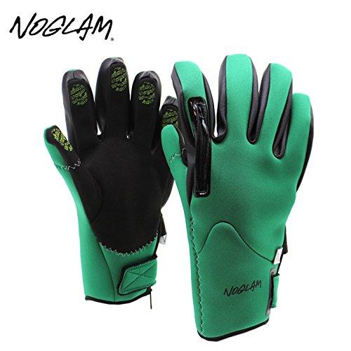 (ノーグラム)NOGLAM 2014年モデルnog-073 グローブ VENIX/GREEN 日本正規品 M