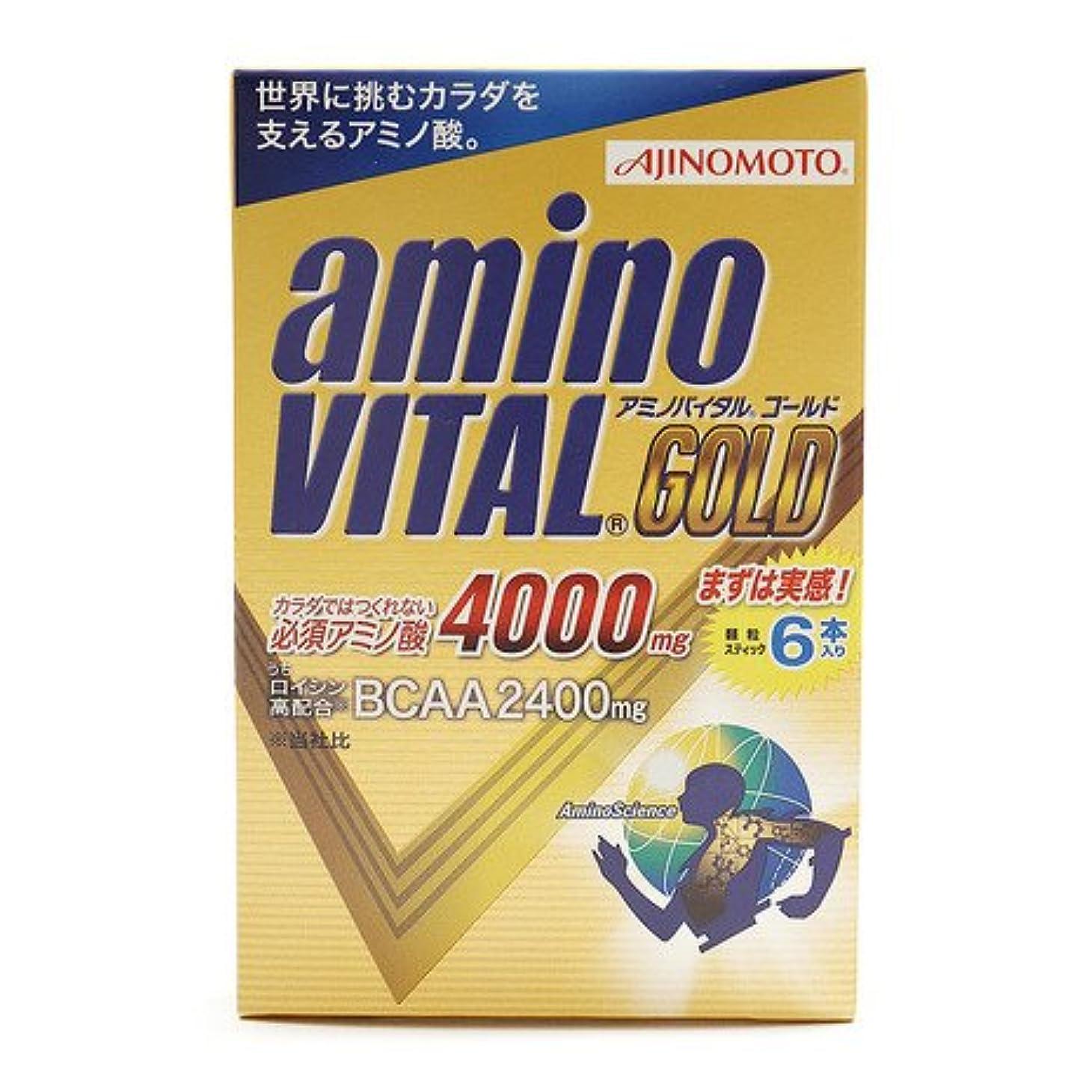 アミノバイタル アミノバイタル GOLD 6本入【Mens】【Ladies】