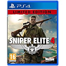 Sniper Elite 4 - Limited Edition (PS4) UK IMPORT REGION FREE
