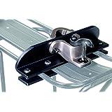 Burley Travoy Rack Mount<ラックマウント>Travoy Hitch(取付金具)を自転車の荷台に取り付けるブラケットです。シートポストに取付金具が取り付かない時、荷台に取付金具を取り付ける事で代替します。