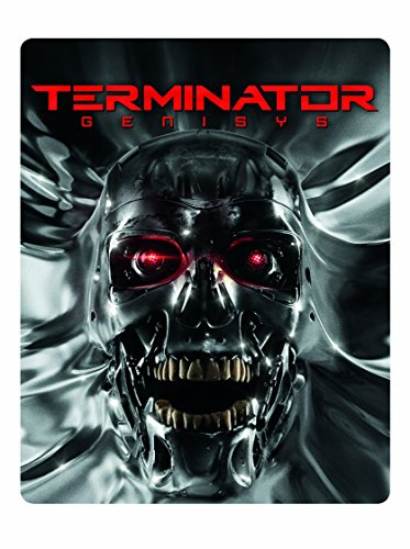 【Amazon.co.jp限定】ターミネーター:新起動 スチールブック仕様ブルーレイ ※数量限定 [Blu-ray]