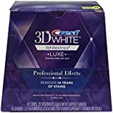 Crest 3D WHITE Whitestrips LUXE Professional Effects 20 Pouches 40 strips
