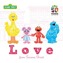Love from Sesame (Sesame Street Scribbles)