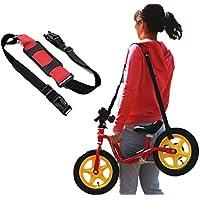 ストライダー もラクラク持ち運び 汎用 キャリー ベルト ペダルなし自転車 三輪車 スケボー Fun Market