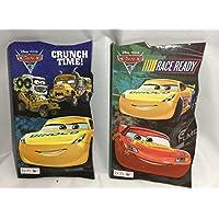 Disney Cars Board Books - Set Of 2 [並行輸入品]