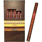 使い捨て 電子葉巻 【吸引回数500回】【5本セット】 禁煙補助電子タバコ VAPE STEEZ オリジナル商品 E Cigar