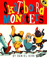 Skateboard Monsters (Picture Puffins)