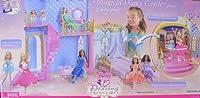 バービーThe 12Dancing Princesses Magical Dance Castle Playset w MUSIC & 2Sided Play ( 2006)