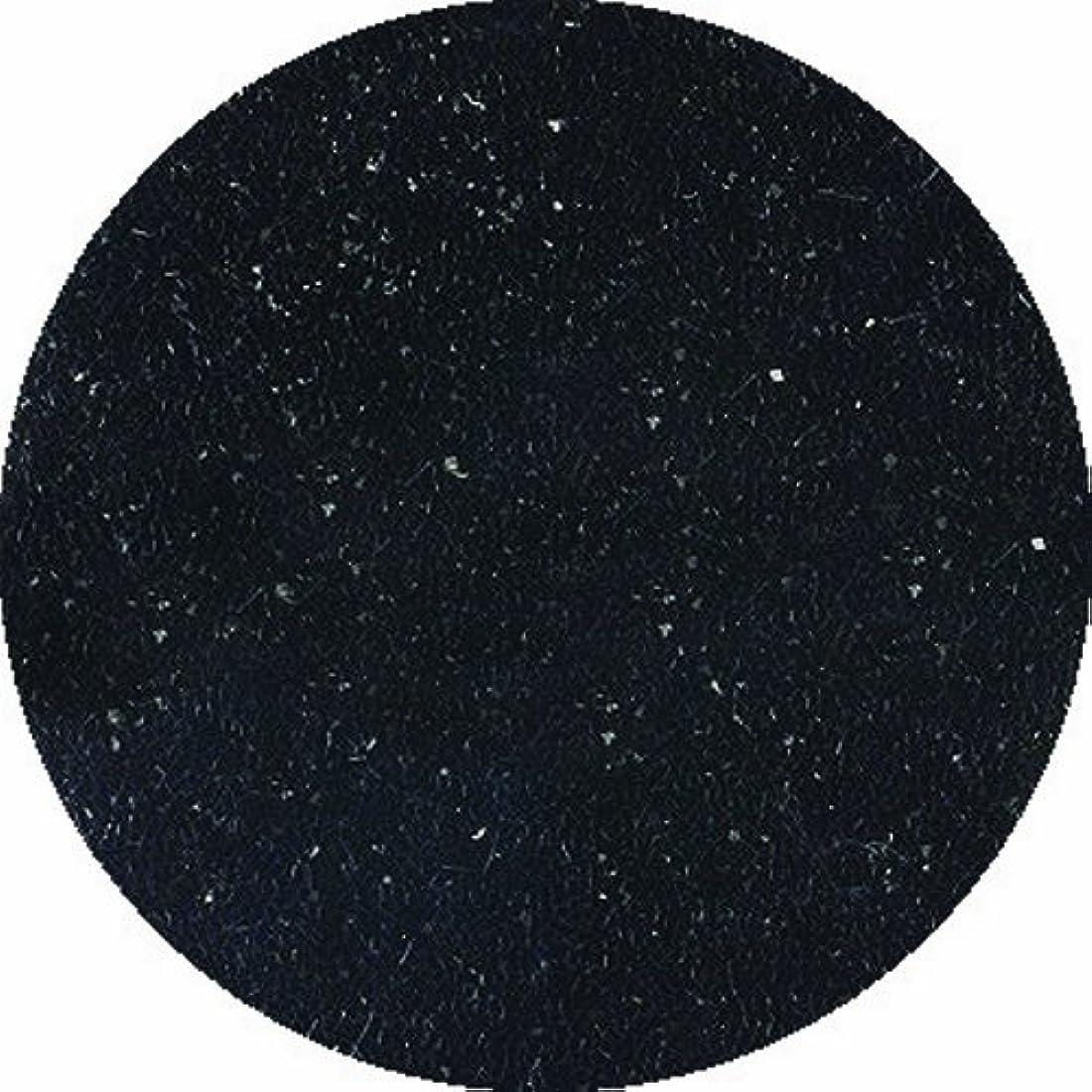 一元化するわかる区画ビューティーネイラー ネイル用パウダー 黒崎えり子 ジュエリーコレクション ブラック0.05mm
