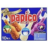 [冷凍] グリコ パピコ マルチパック 45ml 10本