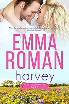 Harvey (A MacLaughlin Family Novella Book 3) by [Roman, Emma]