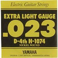 YAMAHA / H-1074 Extra Light .023 D-4th バラ弦 エレキギター弦 ヤマハ
