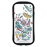 グルマンディーズ ルーニー・テューンズ iPhone12/12 Pro(6.1インチ)対応 ハイブリッドクリアケース バッグス・バニー LTS-26A