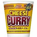 【13時25分まで】日清 カップヌードル 欧風チーズカレー 85g×20個 2,856円送料無料(143円/個)!