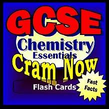 GCSE Prep Test CHEMISTRY Flash Cards-CRAM NOW!-GCSE Exam Review Book & Study Guide (GCSE Cram Now!)