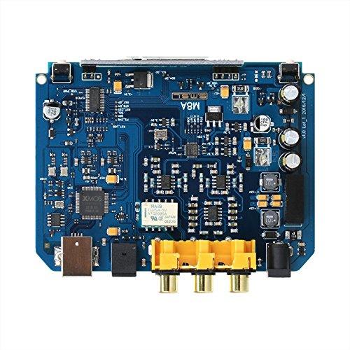 SMSL M8A 2世代XMOS ES9028Q2M 32bit/768KHz DSD512 USB DAC光同軸デコーダー