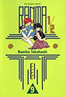 Ranma 1/2, Volume 9 (Viz Graphic Novel)