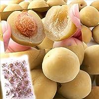国産豊後梅100%使用。無着色☆お徳用大粒カリカリ梅500g/常温便