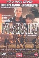 McBain [DVD] [Import]