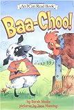 Baa-Choo! (I Can Read Book 1)