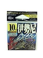 ささめ針(SASAME) IA-11 伊勢尼 ケイムラ 10