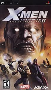 【輸入版:北米】X-Men Legends II: Rise of Apocalypse - PSP