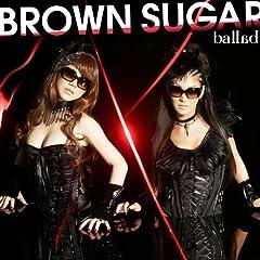 BROWN SUGAR「Naite」のCDジャケット