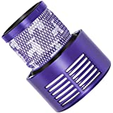 Auloo Filter for Dyson V10 Series Vacuum Replacement, Replace Dyson Part No. 969082-01 Filter,Compatible with Dyson Cyclone V