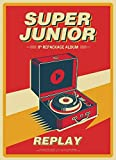 Super Junior 8集リパッケージ - REPLAY (通常盤) 画像