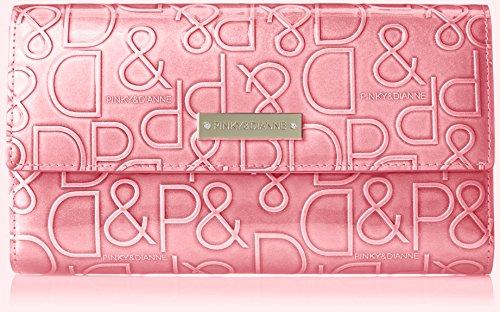 [ピンキーアンドダイアン] 長財布 【ドルチェ】 エナメル ロゴ型押し PDLW7GT1