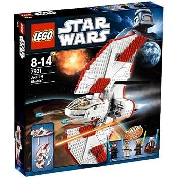 レゴ (LEGO) スター・ウォーズ T-6ジェダイシャトル 7931