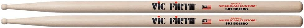 VIC FIRTH AMERICAN CUSTOM (MAPLE) ドラムスティック VIC-SD2
