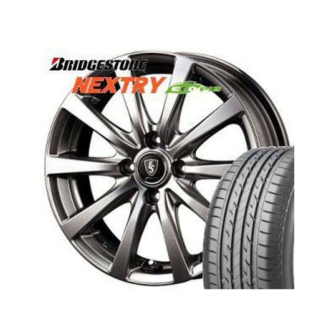 護衛生き返らせるアセンブリBRIDGESTONE 195/60R16 NEXTRY&MANARAY/EUROSPEED G10