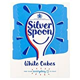 (Silver Spoon (銀のスプーン)) 白砂糖キューブ500グラム (x4) - Silver Spoon White Sugar Cubes 500g (Pack of 4) [並行輸入品]