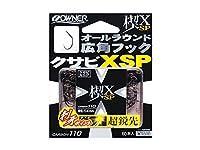 OWNER(オーナー) シングルフック 楔X SP 7.5号 ブラック 16581