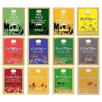 世界のご当地カレー 12種類お試しセット (MCC 業務用 レトルトカレー)...