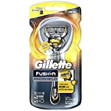 Gillette Fusion Proshield Men's Razor, 1 Count, Mens Fusion Razors / Blades