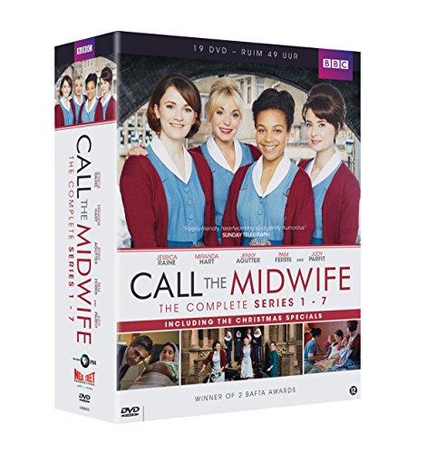 コール・ザ・ミッドワイフ ~ロンドン助産婦物語 シーズン1-7 コンプリートDVD-BOX [リージョン2 PAL方式 ※再生環境をご確認ください]