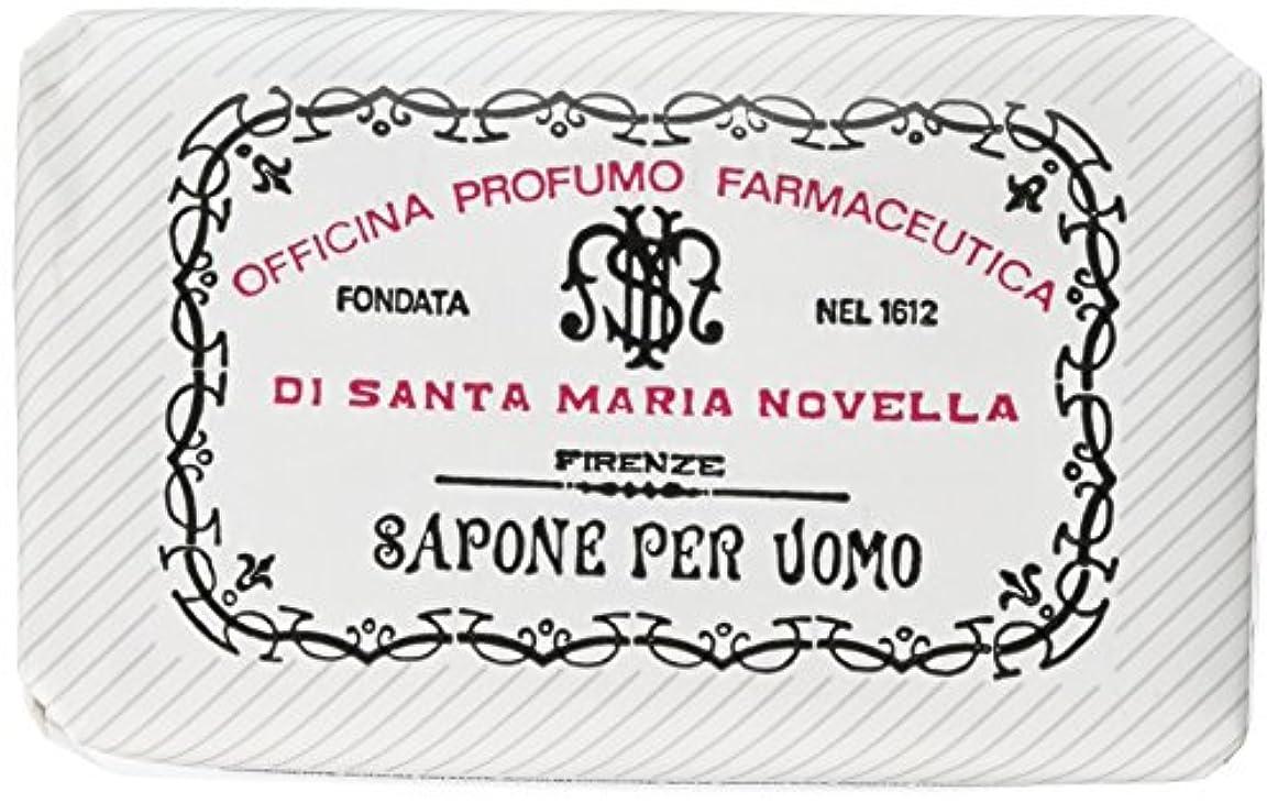 モットー専門化するベルトサンタマリアノヴェッラ メンズソープ ベティベール 130g [並行輸入品]