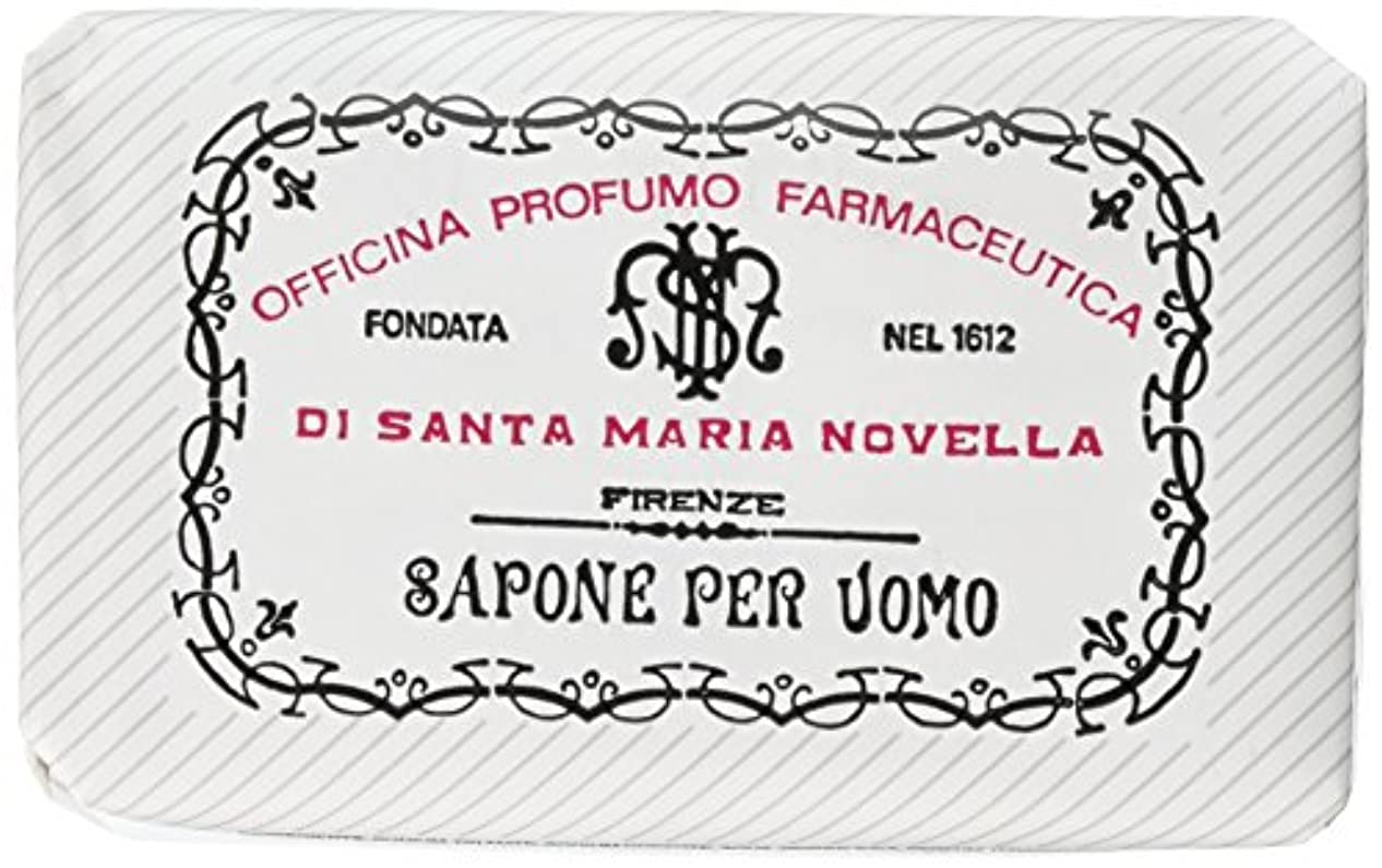 サンタマリアノヴェッラ メンズソープ ベティベール 130g [並行輸入品]