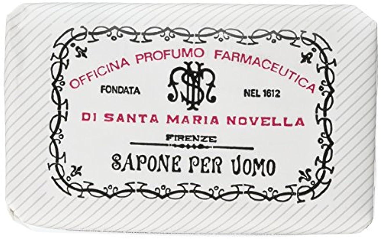 フォージ必須小麦粉サンタマリアノヴェッラ メンズソープ ベティベール 130g [並行輸入品]