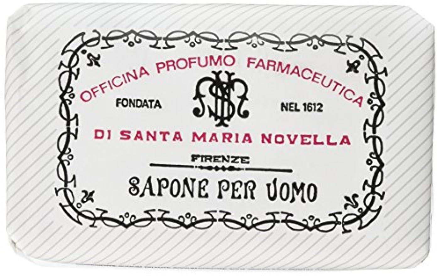 学期把握単なるサンタマリアノヴェッラ メンズソープ ベティベール 130g [並行輸入品]