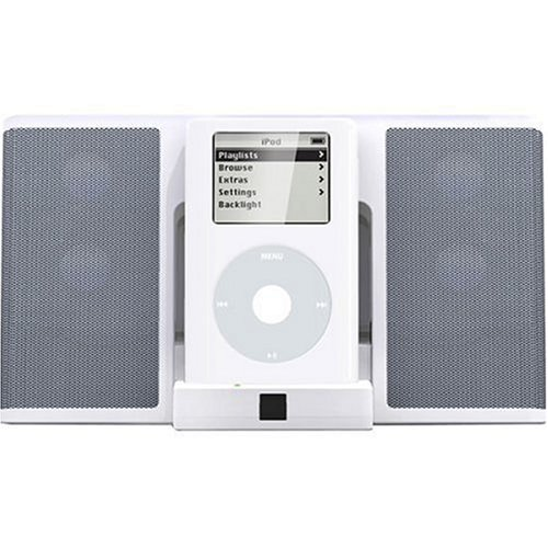 ALTEC LANSING inMotion iM3c ホワイト IPOD SPEAKER IM3C